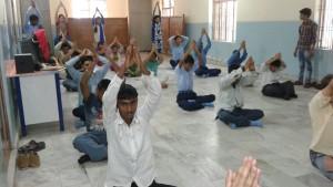 Yoga Calss